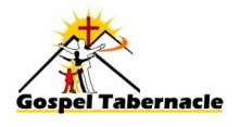 This is an image of the Gospel Tabernacle Church Logo