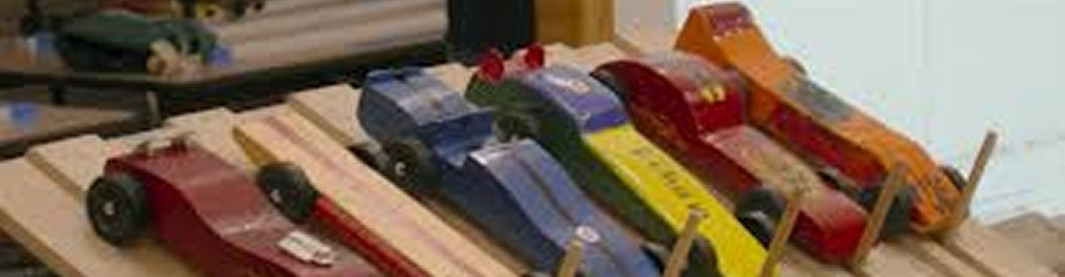 Gospel Tabernacle Royal Rangers Pinewood Derby