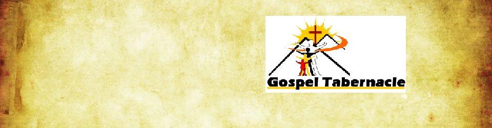 Gospel Tabernacle Church Logo