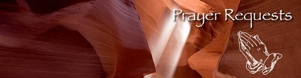 Gospel Tabernacle Prayer-Request