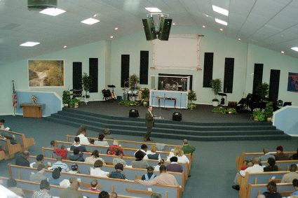 Gospel Tabernacle Sanctuary