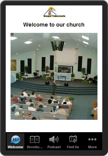 Gospel Tabernacle App