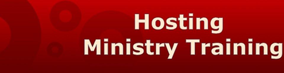 Gospel Tabernacle Hosting Ministry Training