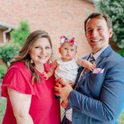 A.J. Bible Family Photo